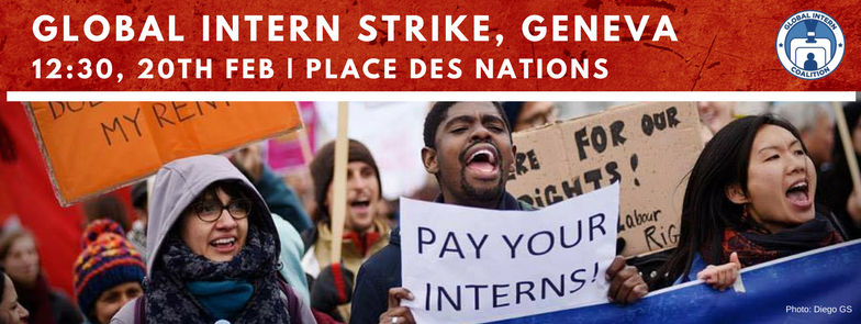 Global Intern Strike